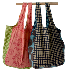 Scrappy Shopping Bags