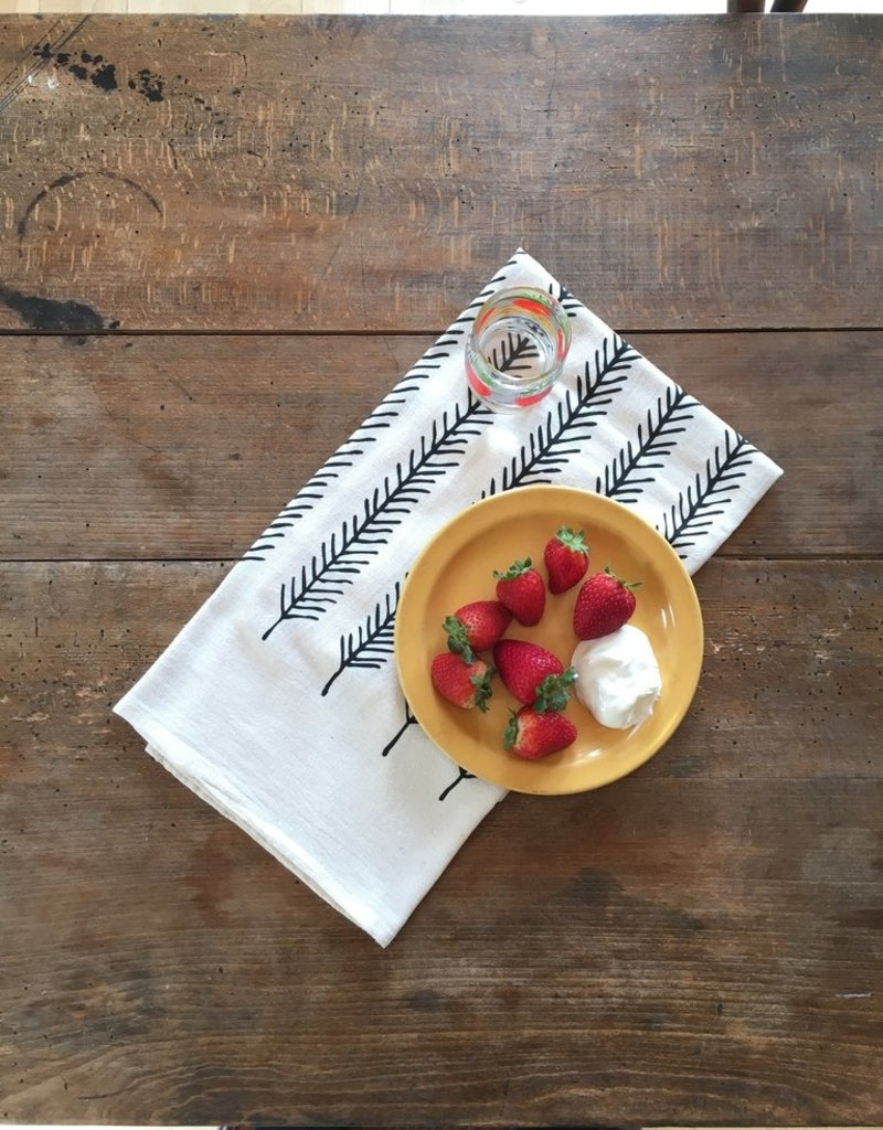 Little Korboose Organic Cotton Tea Towels