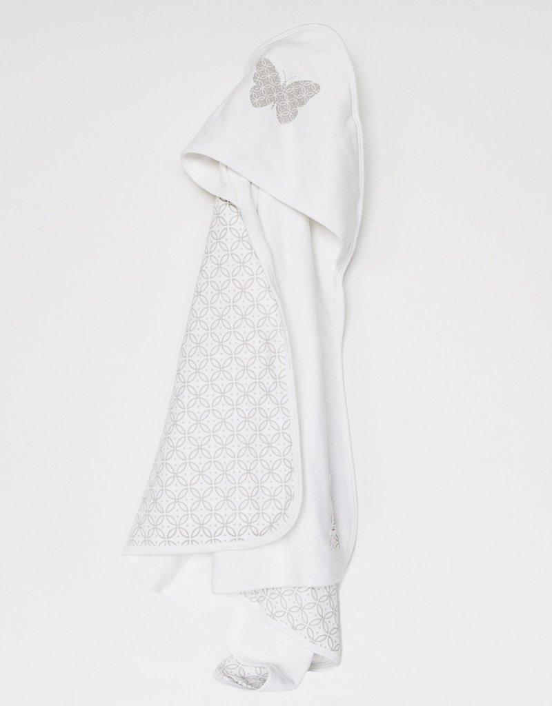 Lily & Mortimer Hooded Towel-