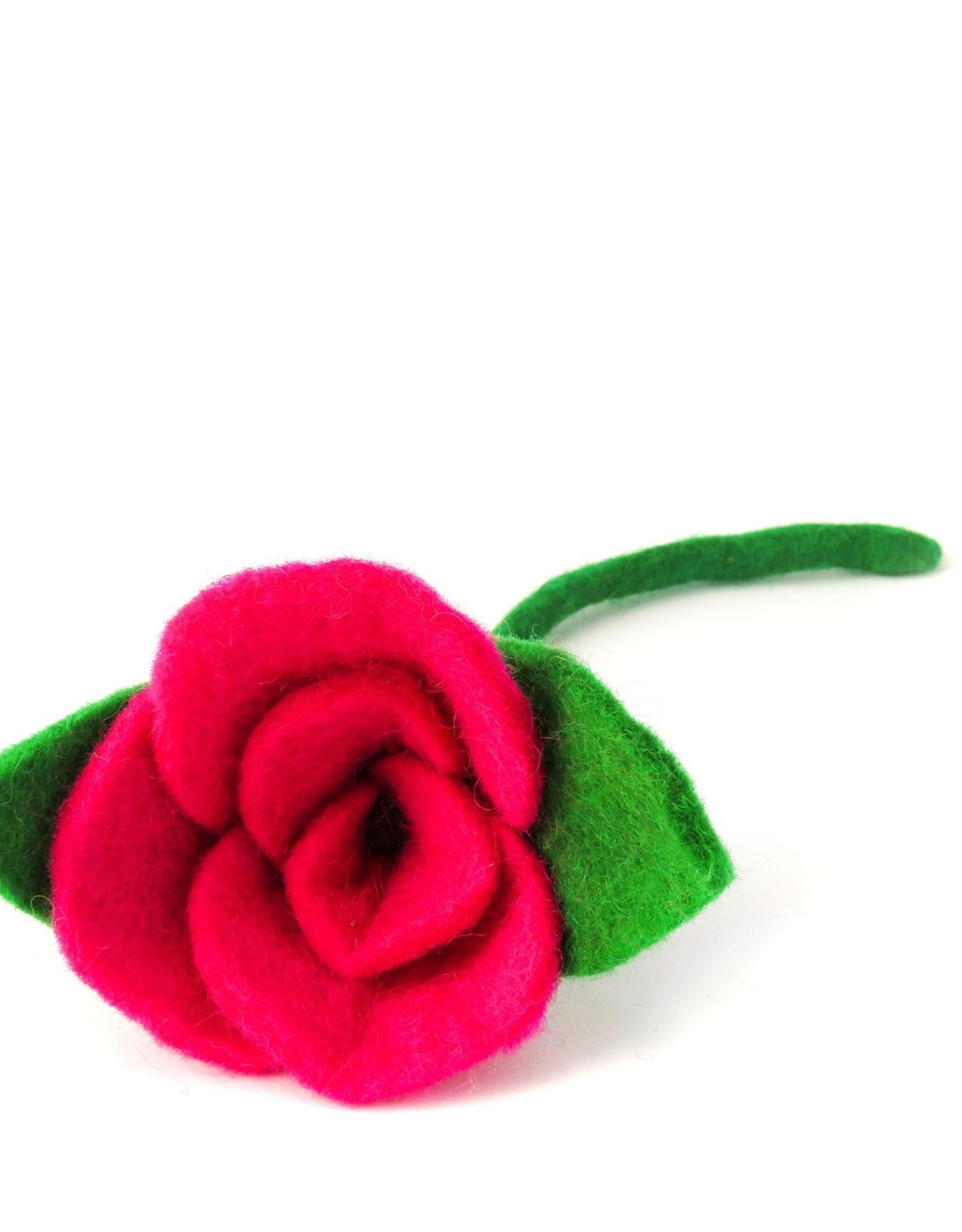 Friendsheep Wool Rose Fabric Freshener