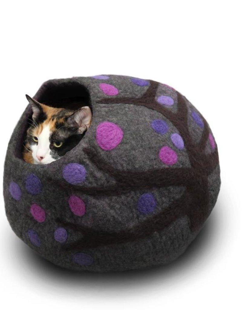 Friendsheep Wool Eco Wool Kitty Cave