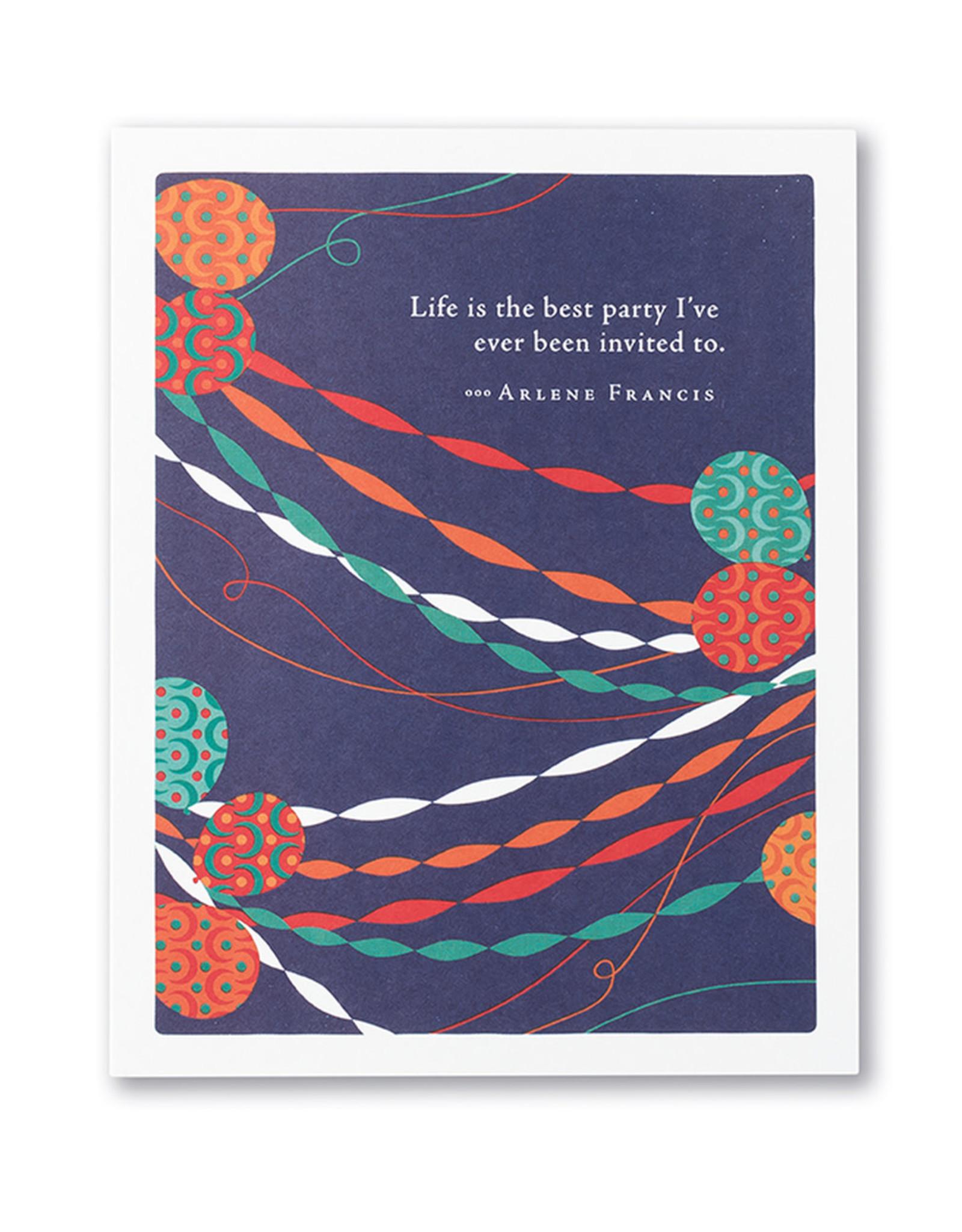 Birthday Card- 7280