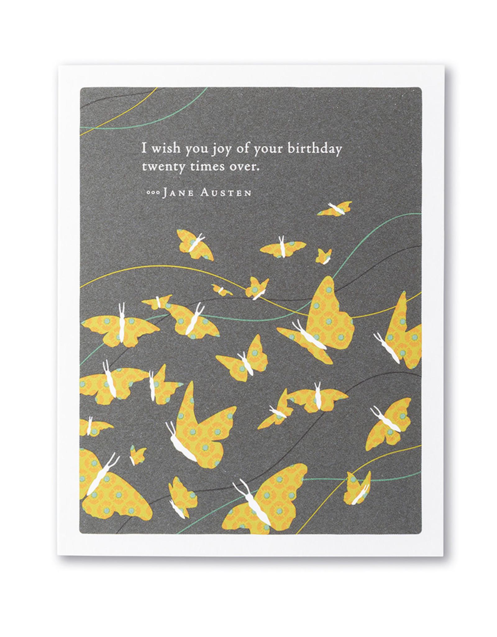 Birthday Card- 6130
