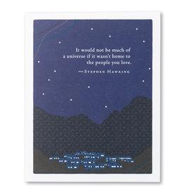 Love & Friendship Card- 7428