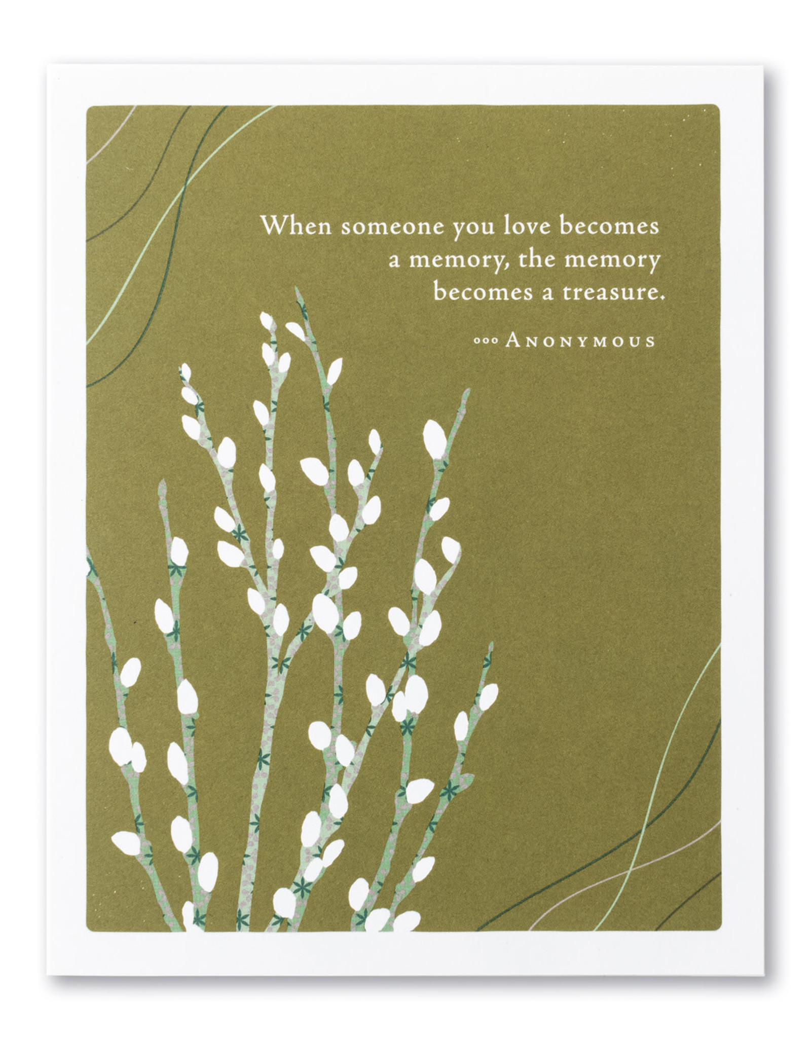 Sympathy Card- 7436