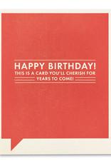 FF Birthday Card- 8171