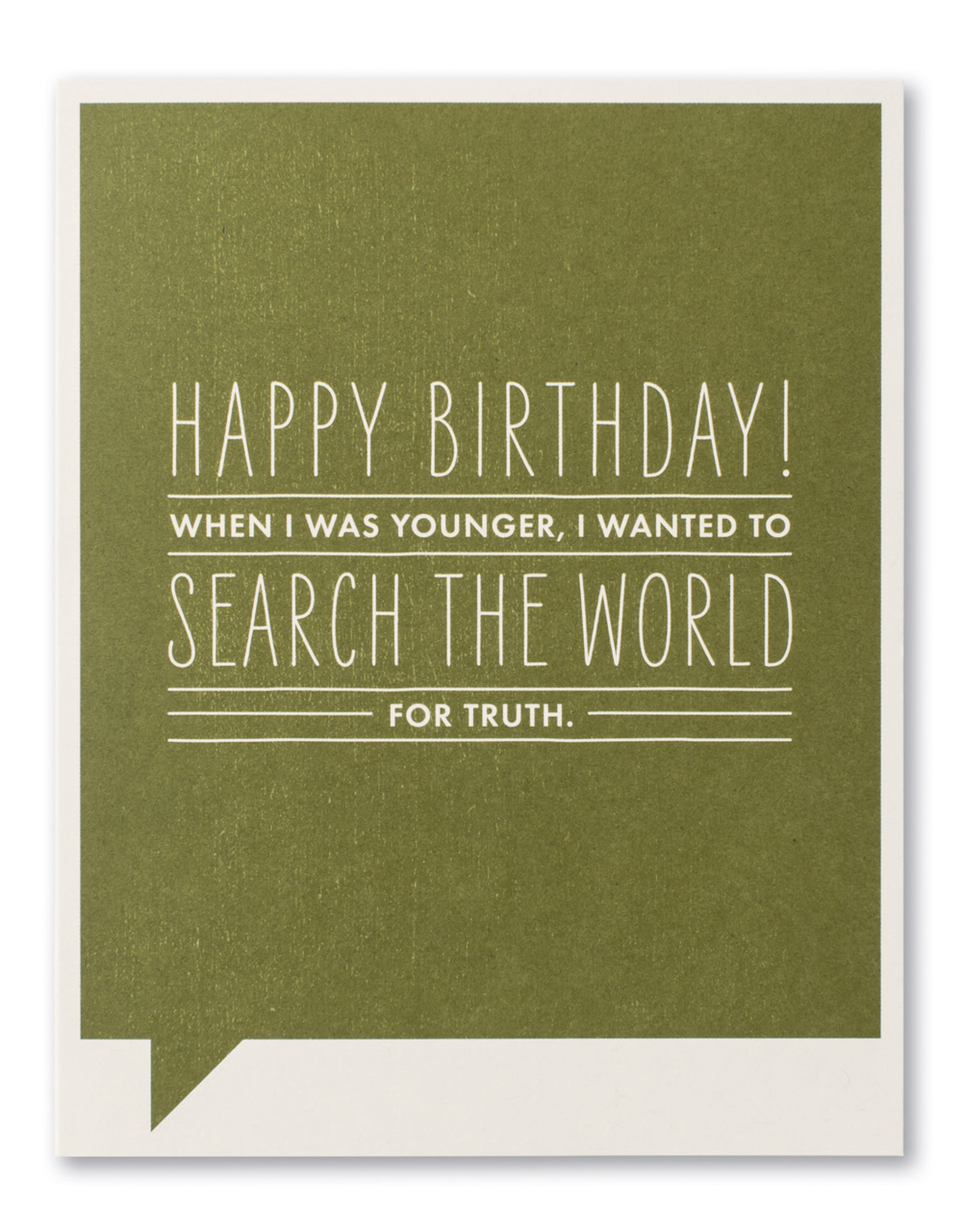FF Birthday Card- 7526