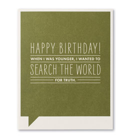 FF Birthday Card- 7526