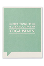 FF Friendship Card- 7266