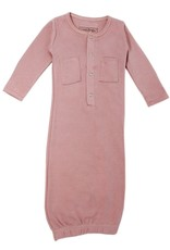 L'oved Baby Organic Cotton Baby Gown