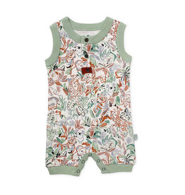 Finn & Emma Animal Kingdom Tank Romper