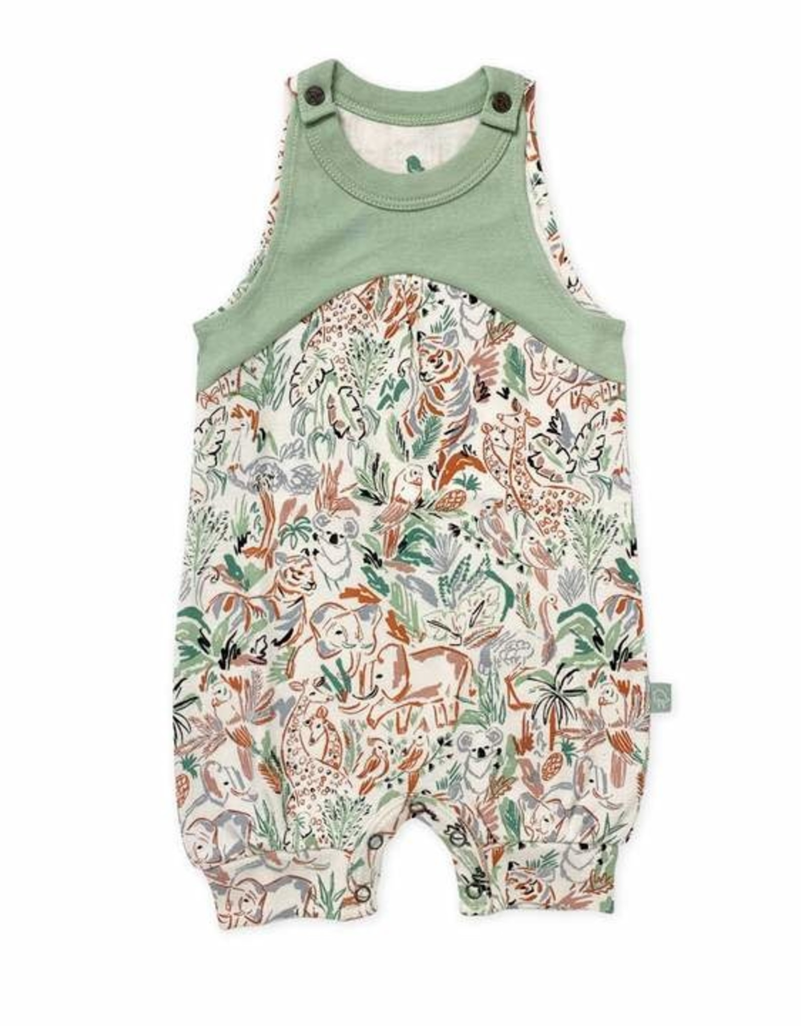 Finn & Emma Animal Kingdom Romper