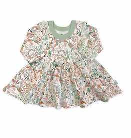 Finn & Emma Animal Kingdom Twirl Dress