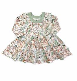 Finn & Emma Animal Kingdom Twirl Dress