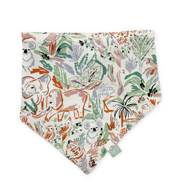 Finn & Emma Animal Kingdom Bandana Bib
