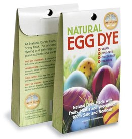 Natural Earth Paint Natural Egg Dying Kit
