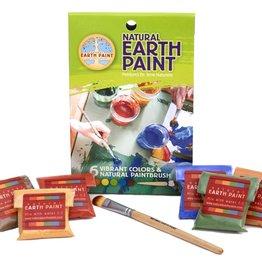 Natural Earth Paint Petite Earth Paint Kit