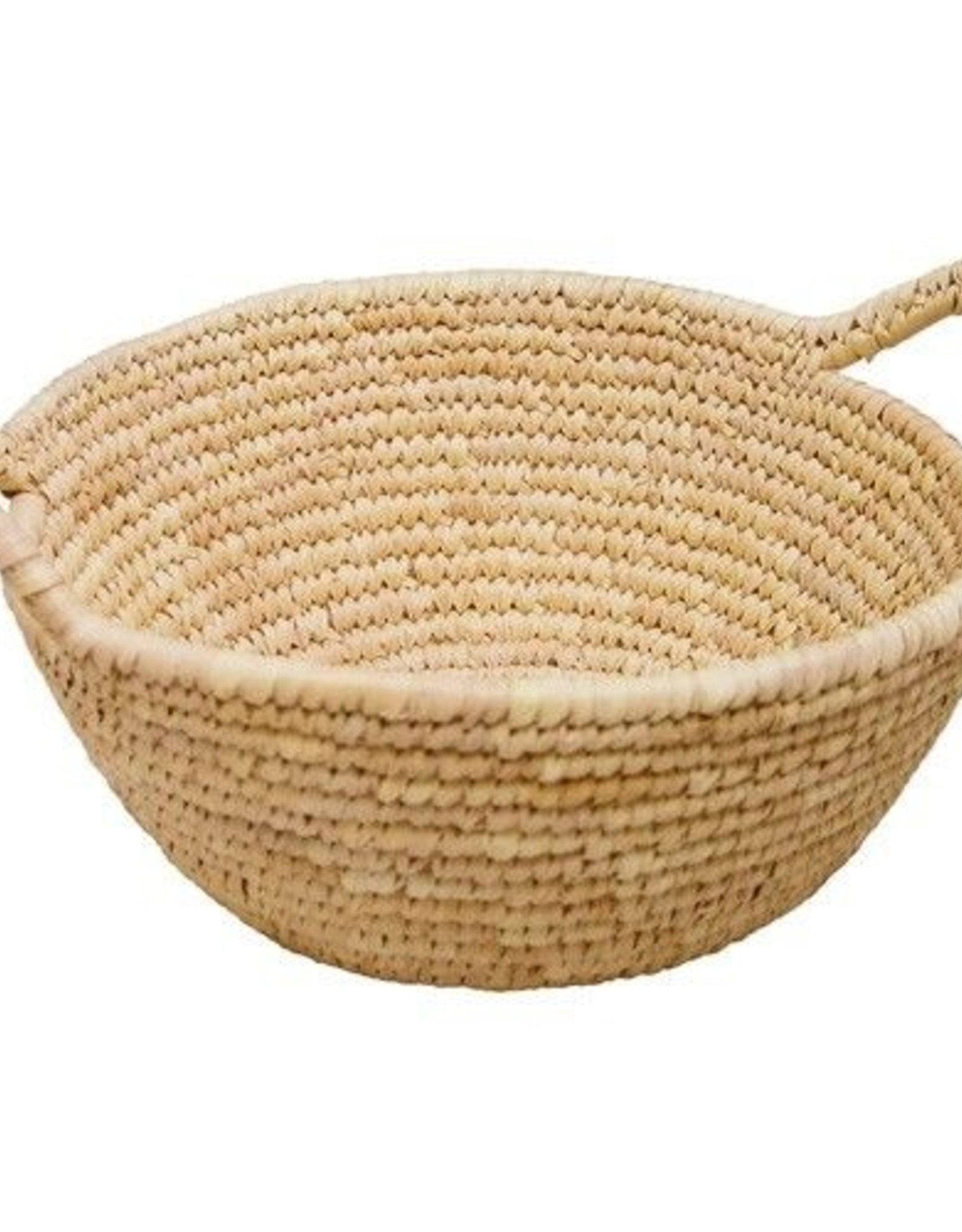 Oval Date Palm Basket