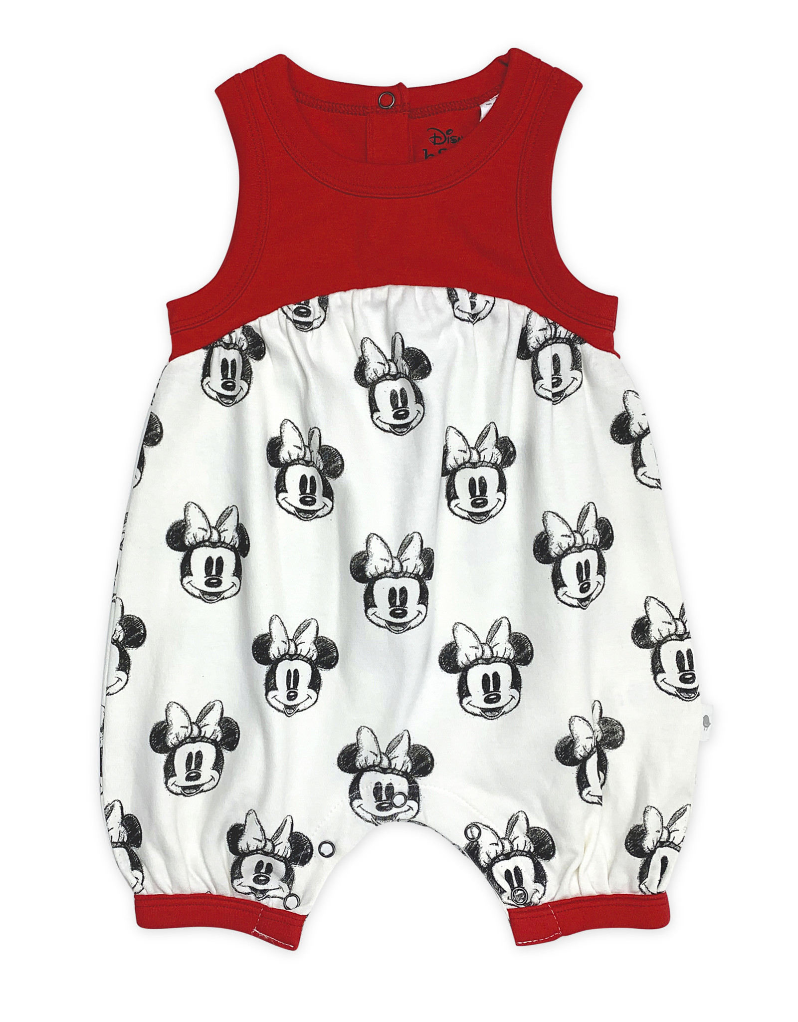 Finn & Emma Minnie Mouse Romper