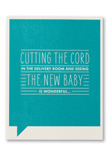 FF Baby Card- 7260
