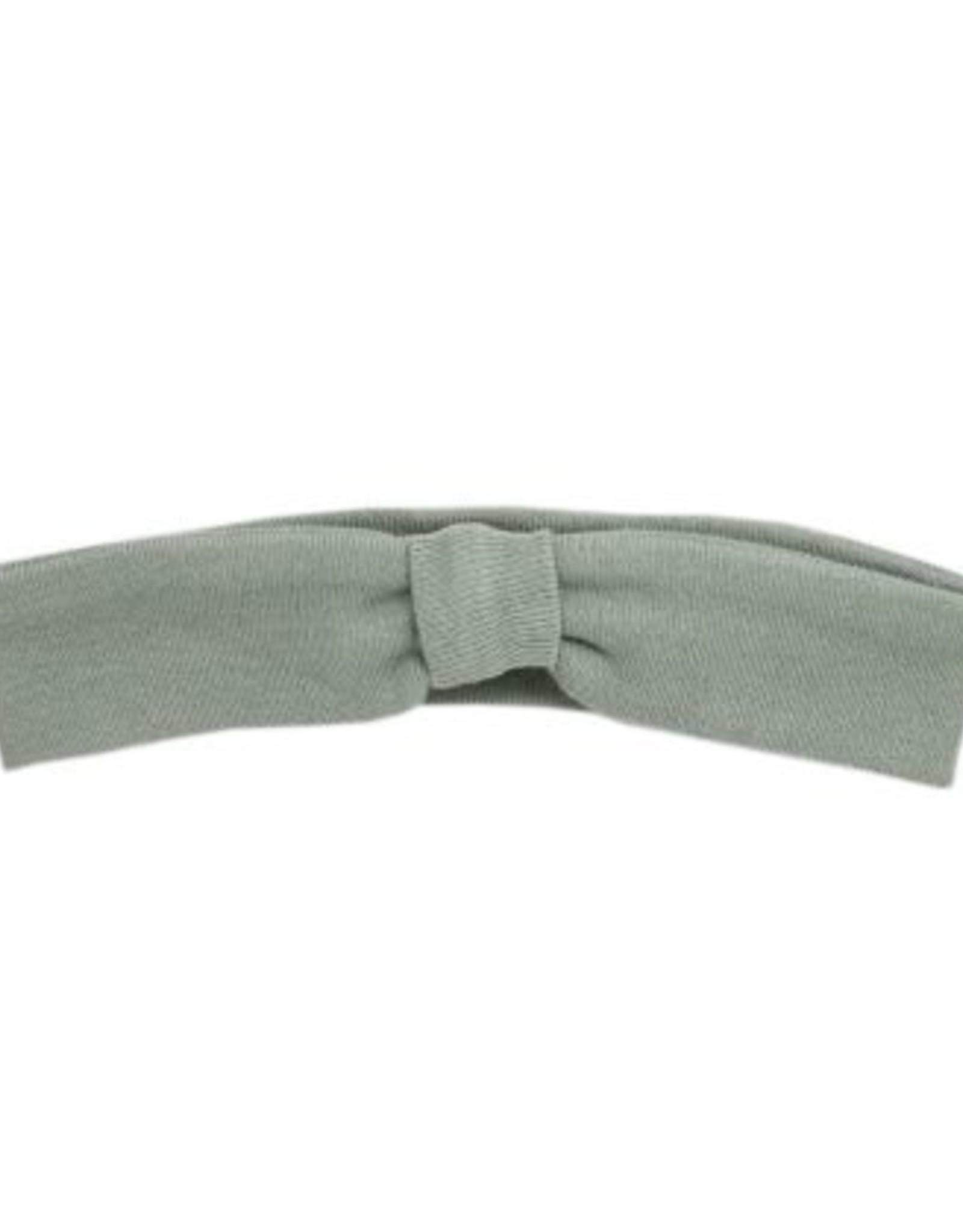 L'oved Baby Organic Headband- Seafoam