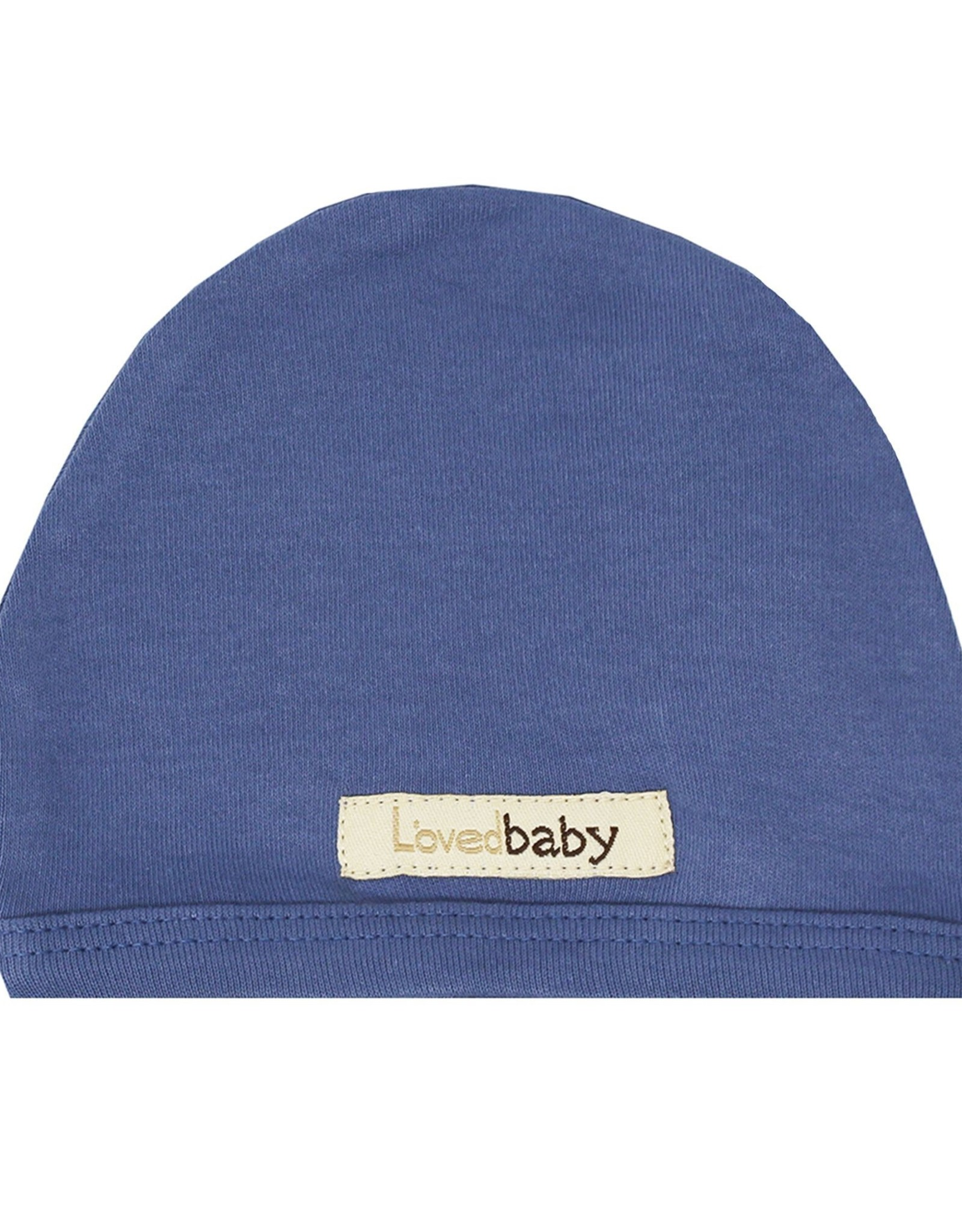 L'oved Baby Organic Cute Cap- Slate