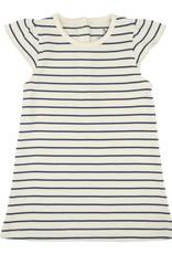 Lily & Mortimer Breezy Dress- Navy Stripe