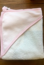 Hooded Towel- Pink