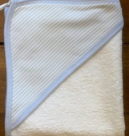 Hooded Towel- Blue