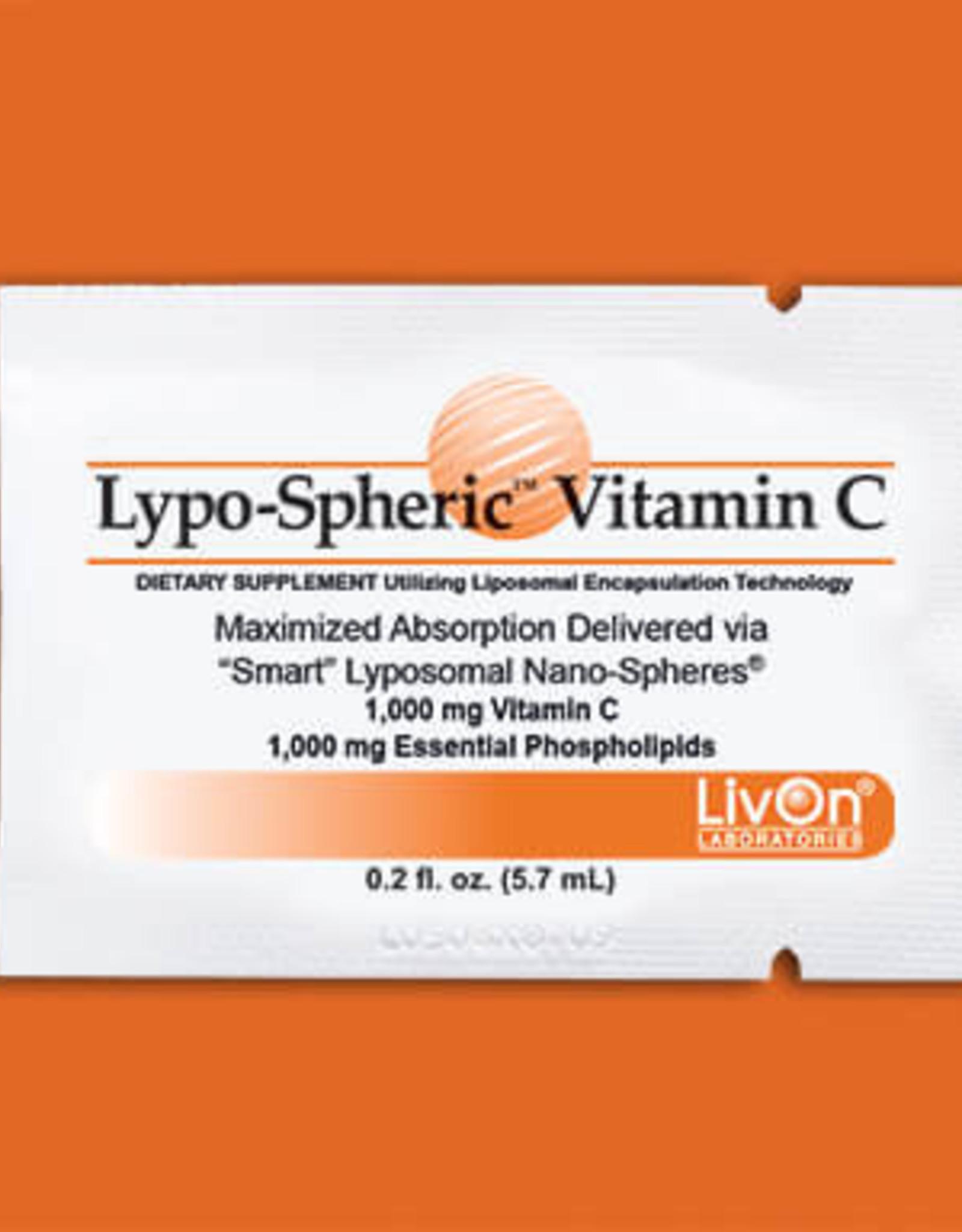 LivOn Labs LivOn Lypo-Spheric Vitamin C