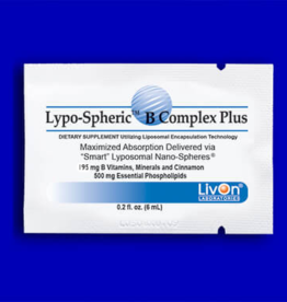 LivOn Labs LivOn Lypo-Spheric Vitamin B Complex Plus