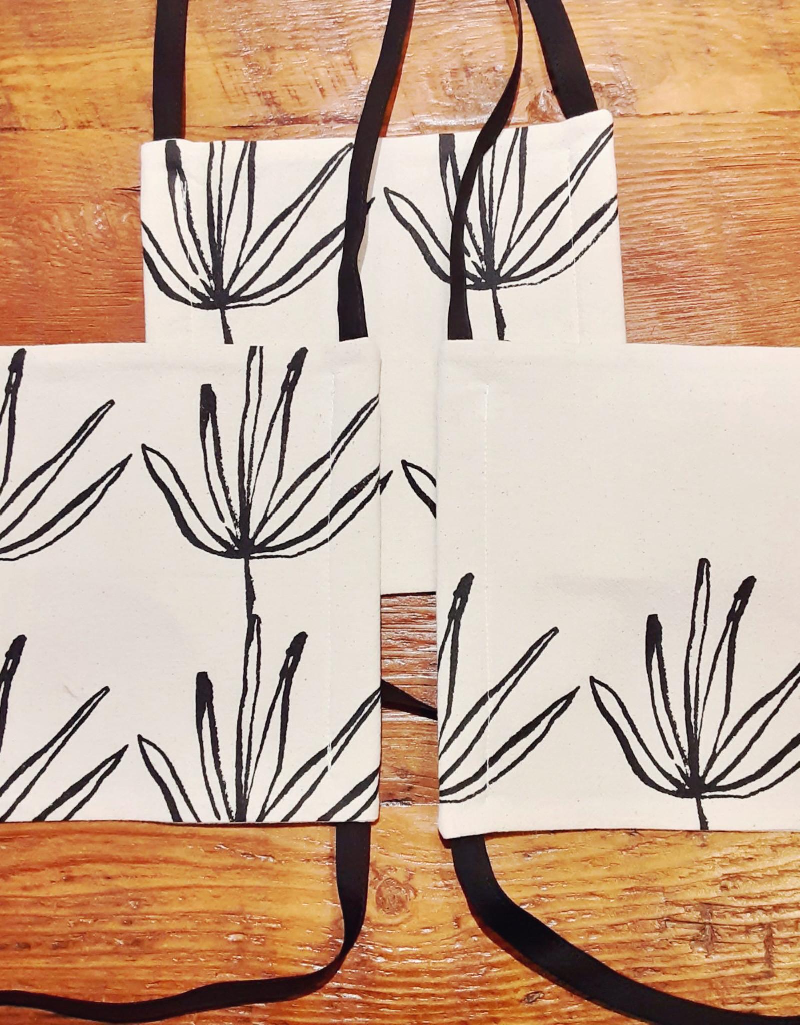 Organic Cotton Face Masks- Drawstring