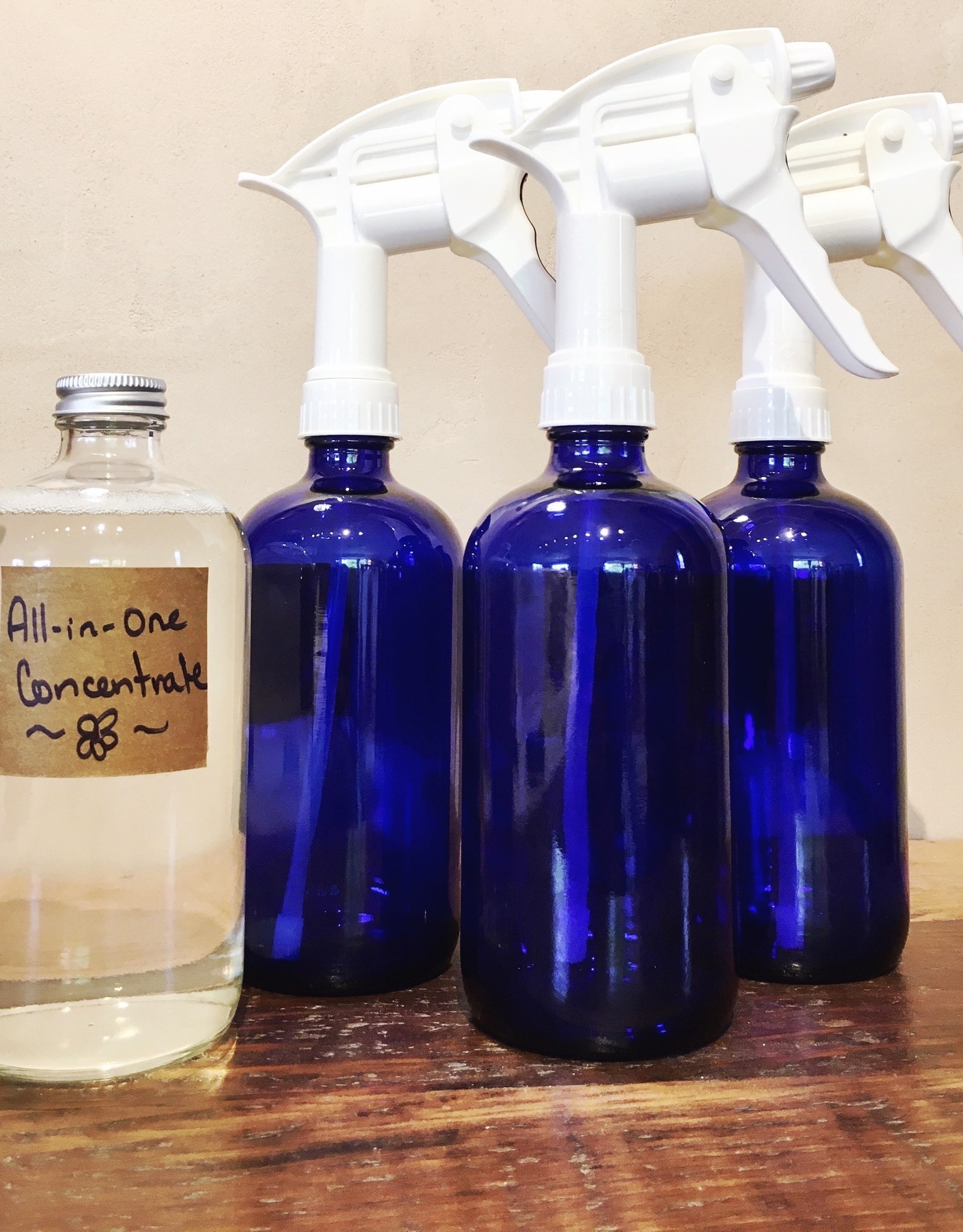 All-in-One Concentrate Cleaning Kit