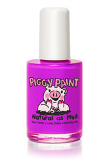 Piggy Paint Groovy Grape Nail Polish with Mica Glitter