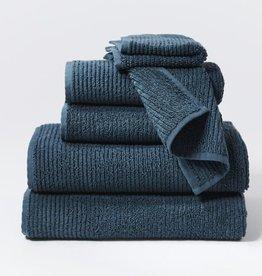 Temescal 6pc Towel Set- Deep Ocean