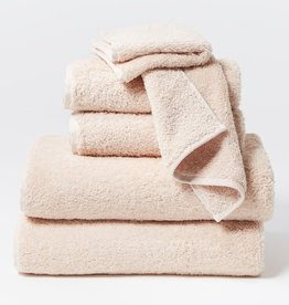 Cloud Loom Towels- 6 Piece Set Blush