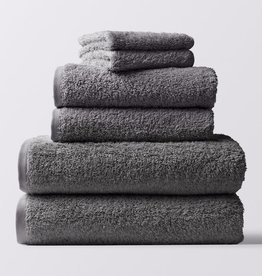 Cloud Loom Towels- 6 Piece Set Slate