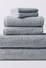 Cloud Loom Towels- 6 Piece Set Palest Ocean