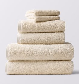 Cloud Loom Towels- 6 Piece Set Undyed