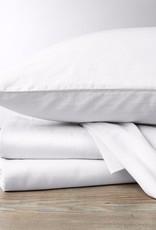 300TC Sateen Pillowcase Set Alpine White