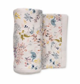 Finn & Emma Savanna Swaddle Blanket