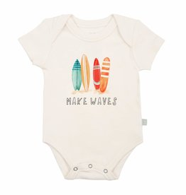Finn & Emma Make Waves Bodysuit