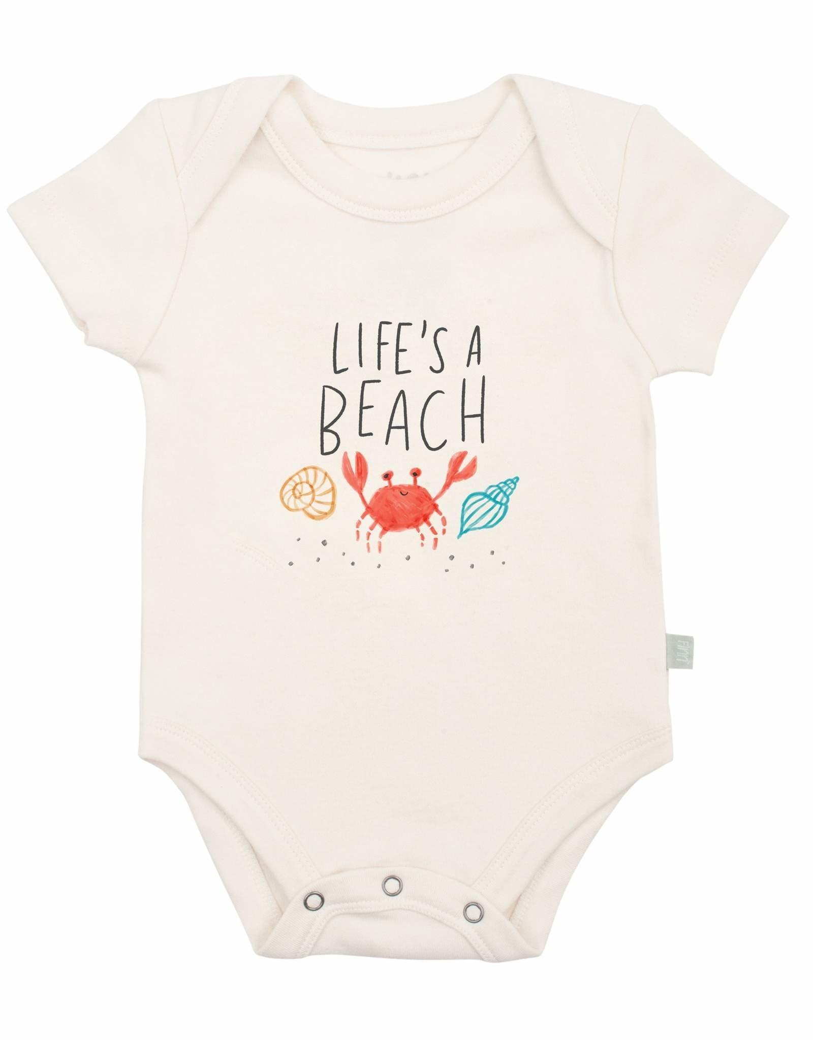 Finn & Emma Life's a Beach Bodysuit