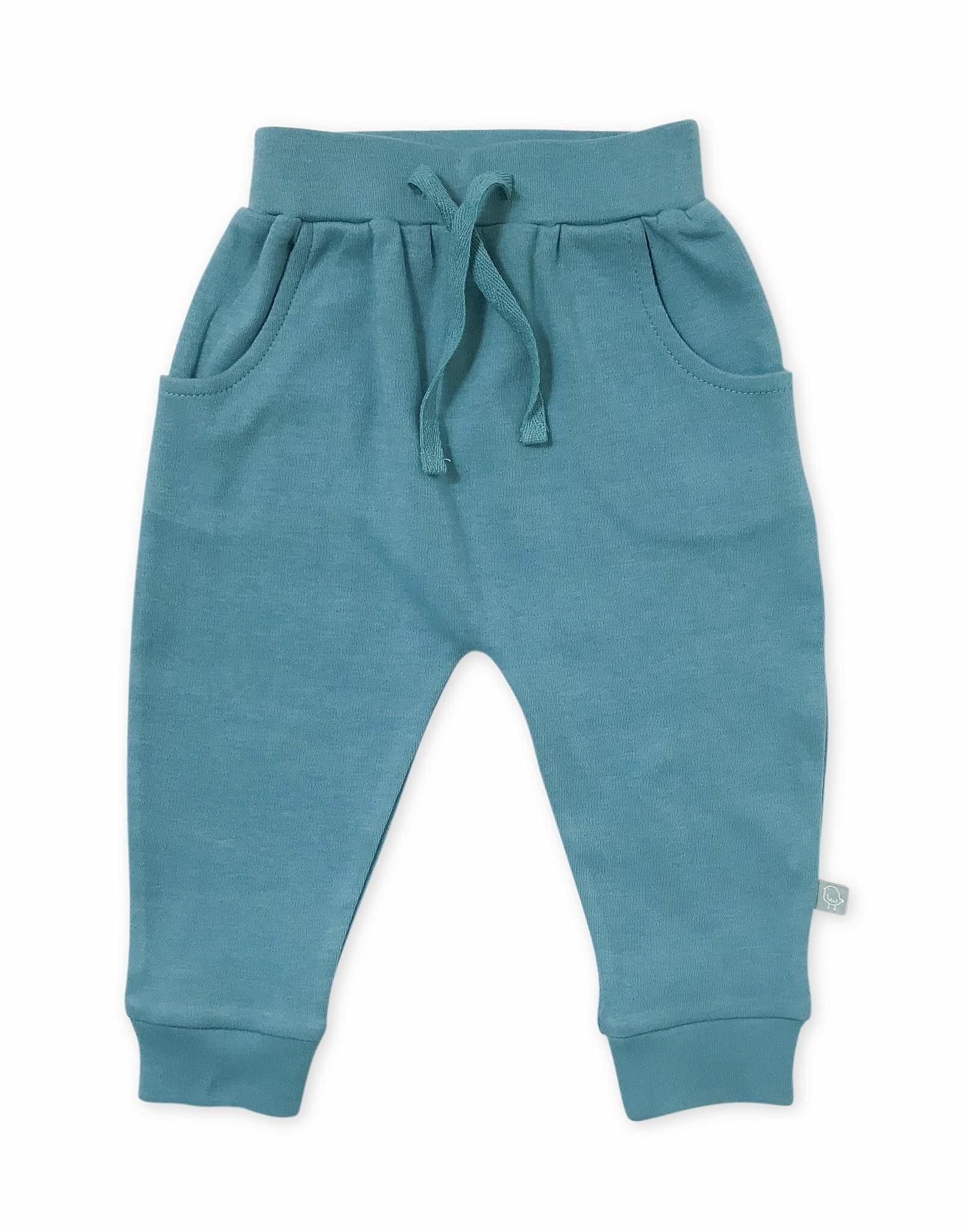 Finn & Emma Vintage Aqua Lounge Pants