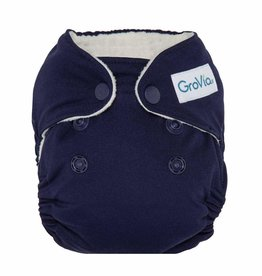Newborn All in One Cloth Diapers- Arctic