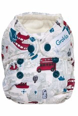 Newborn All in One Cloth Diapers- Have Baby Will Travel