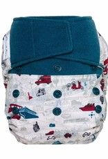Hook & Loop Hybrid Cloth Diapers- Have Baby Will Travel