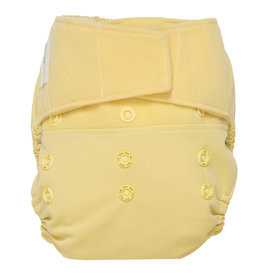 Hook & Loop Hybrid Cloth Diapers- Chiffon