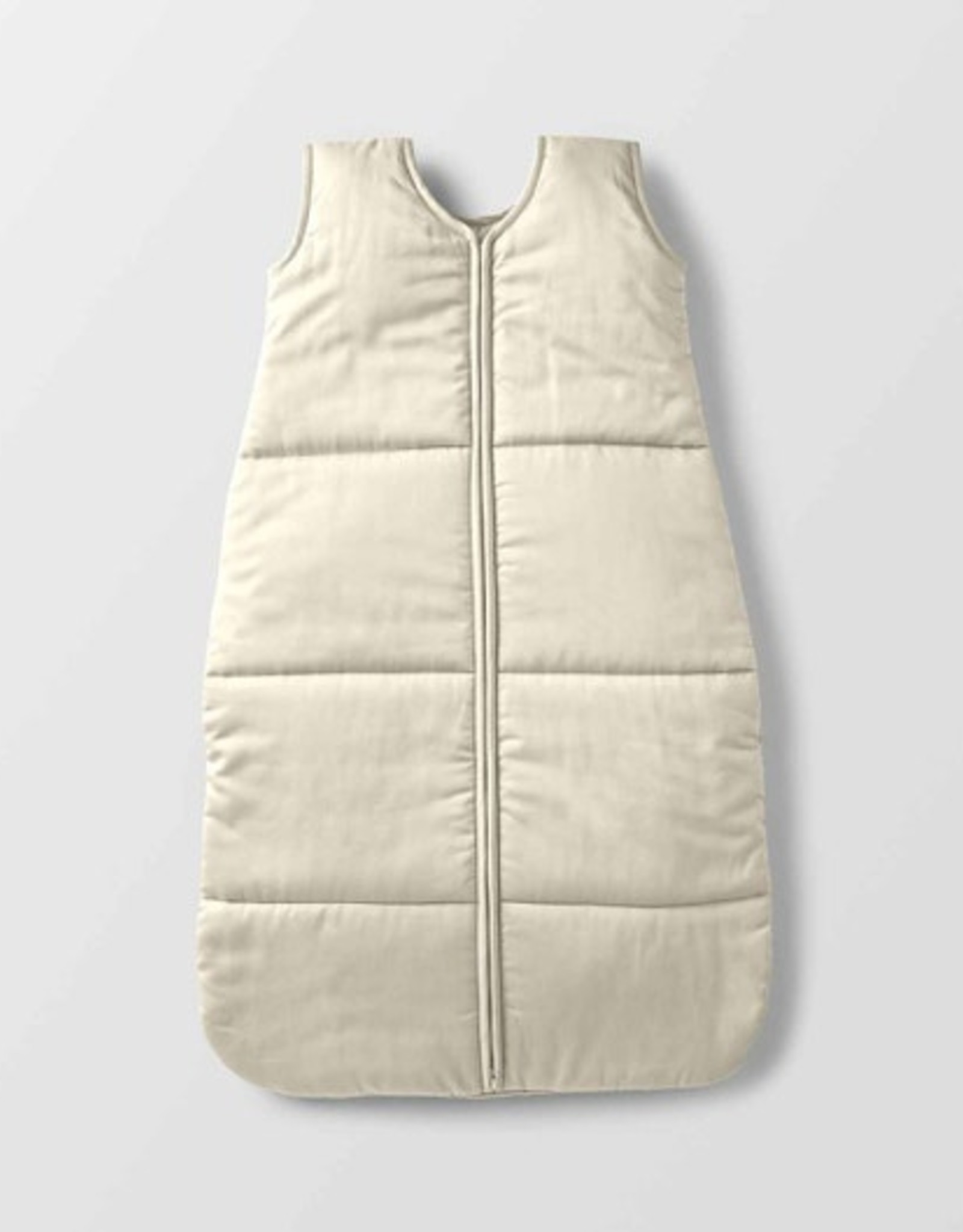 Quilted Sleep Sack- Undyed 6-12m