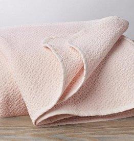 Honeycomb Baby Blanket, Camellia